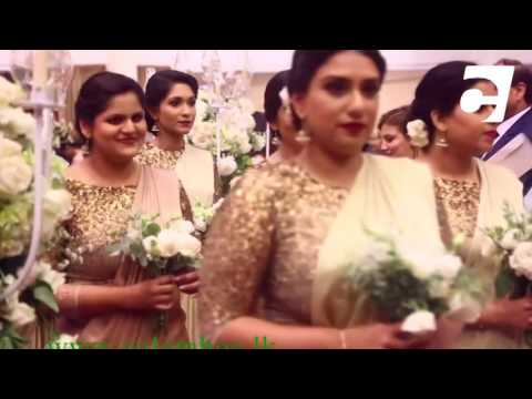 Rosy Senanayaka's Daughter Thishakya's Wedding