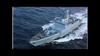 Russian Navy to Get New Stealth Frigate This Month