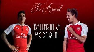 Bellerín & Monreal ● Arsenal FC