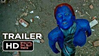 X- Men: Apocalipsis - tráiler oficial #2 Español Latino [HD]