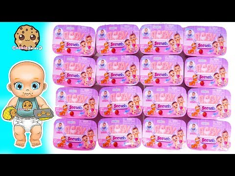 Xxx Mp4 BABY Cookie Swirl C Baby Secrets Color Changing Surprise Blind Bags 3gp Sex