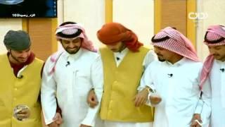 قزوعي - مرحباً بابن دفنا - سعد السبيعي وصالح الزهيري ومحمد آل مسعود | #زد_رصيدك10