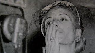 EVA PERON VICE PRESIDENT ~ EVUTA y EL RENUNCIAMIENTO by RADIO AUGUST 31 1951