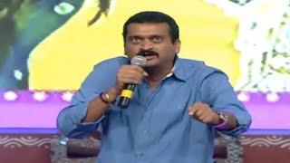 Bandla Ganesh Most Funny & Comedy Speech - Govindudu Andarivadele Audio Launch Live - Ram Charan