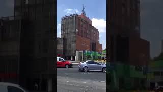 Terremoto 7,1 en México. 19-09-2017