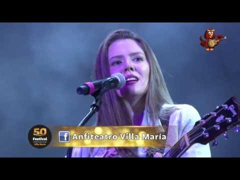 Jesse & Joy ¡Corre Festival de Peñas Villa María 2017