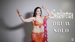 Shahrzad Belly Dance drum solo