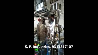 Tea Packing Machine (S P Industries, India)
