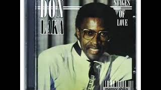 Don Laka - Stages of Love 1986 Funk Nigerian