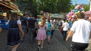 Berch 2017 - Süd-Nord - Bergkirchweih Erlangen