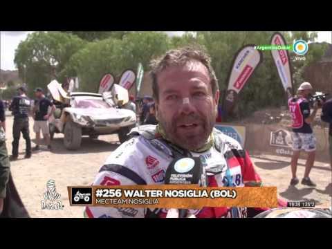 Rally Dakar 2017 Etapa 4 Cuadriciclos y Daniel Domaszewski
