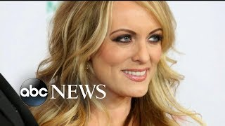 White House refuses to say whether Trump watched Stormy Daniels interview