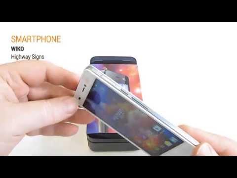 Wiko Highway Signs Smartphone mit OctaCore-CPU - Hands On Test - Deutsch►► notebooksbilliger.de