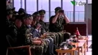 Snaga Bosne: Obuka artiljeraca ARBiH u Turskoj