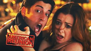 American Reunion | Busted | Jason Biggs