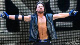 Wwe Aj styles theme full mp3