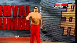 royal rumble 2014 highlights