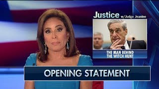 Judge Jeanine Rips Mueller for Lack of Investigation Into Bruce Ohr