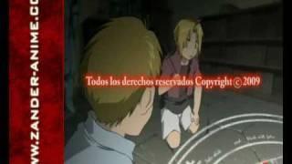 "Full Metal Alchemist Trailer ""La Serie Anime"""
