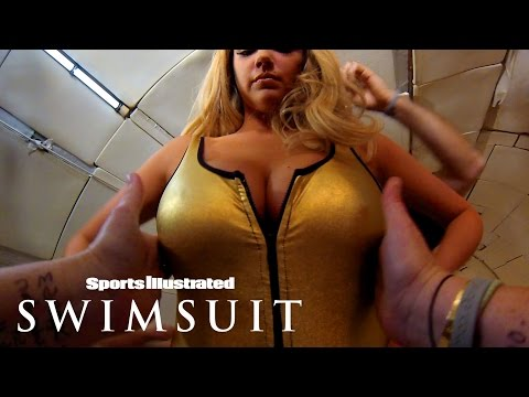 Xxx Mp4 Kate Upton Floats Above You In Zero Gravity Behind The Scenes Sports Illustrated Swimsuit 3gp Sex
