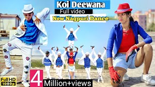 NEW Full HD NAGPURI SADRI DANCE VIDEO 2018😍Koi Deewana🎩Santosh Daswali😍BSB Crew