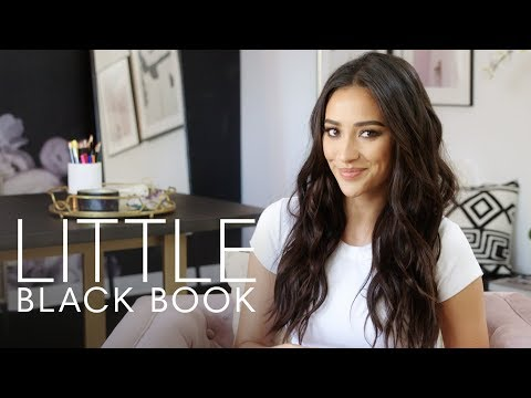 Shay Mitchell s Guide to Skincare Little Black Book Harper s BAZAAR