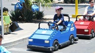Lego Toys Fun and Adventure Legoland Family Day