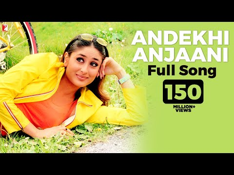Andekhi Anjaani - Full Song | Mujhse Dosti Karoge | Hrithik Roshan | Kareena Kapoor