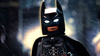 Lego Batman - Arkham Fan Film!