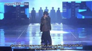 [Arabic Sub] 101230 Super Junior - Bonamana remix Rap Cut
