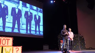 Seeking Discomfort | YES THEORY | TEDxYouth@ISP