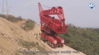Wind power special crane by Zhengzhou New Dafang , China