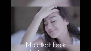 Salshabilla Adriani - malaikat baik ( official lyric  video ) | ELINA JOERG