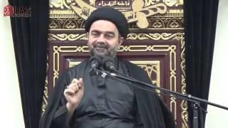 Majlis 19th Ramazan 1438/2017 - Maulana Syed Muhammad Ali Naqvi