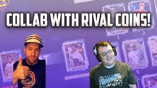 Collab With Rival Coins Gaming! MLB The Show 17 Diamond Dynasty Gameplay