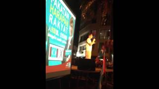 Patrick Teoh - We are all racists but  not Najib