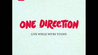One Direction - Live while we're young [THIS IS NOT]