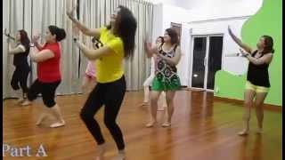 Line Dance: Desi Girl