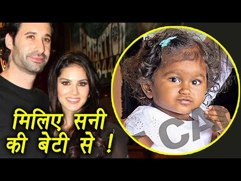 Sunny Leone and Daniel ADOPTS Baby girl Nisha Kaur Weber from Latur | FilmiBeat