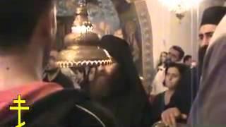 Psalm 135 (Arabic) - Greek/Antiochian Orthodox Hymn - Hamatorua Monastery