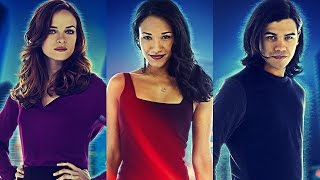 The Flash: How Flashpoint Differs from Earth-2 - Comic Con 2016