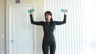 2 Weeks Slim Arms Transformation  How to get toned arms fast