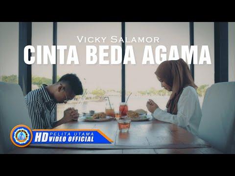Xxx Mp4 Vicky Salamor CINTA BEDA AGAMA Official Music Video HD 3gp Sex