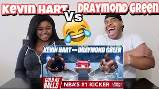 Kevin Hart + Draymond Green on Kevin Durant to Golden State | Cold as Balls | REACTION!!!!