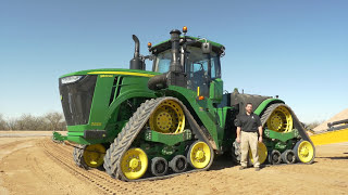9RX Scraper Tractors: Ride Quality