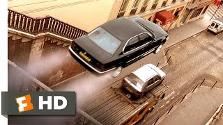 The Transporter (1/5) Movie CLIP - A Sick Car Chase (2002) HD