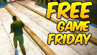ANOTHER BATTLEROYALE GAME? FREE GAME FRIDAY - LAST MAN STANDING