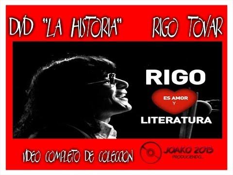RIGO TOVAR DVD COMPLETEO LA HISTORIA