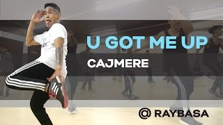 House Dance Choreography | U Got Me Up - Cajmere