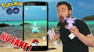 Les NOUVEAUX POKEMON GO SONT LA !! - Pokémon GO 2éme génération !
